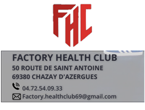 Factory Health Club